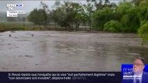 D'importantes pluies s'abattent en Australie