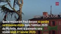 Michelin : le restaurant Paul Bocuse perd sa troisième étoile