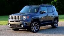 Jeep Renegade erhält begehrte Sicherheits-Auszeichnung