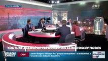 #Magnien, la chronique des réseaux sociaux : Youtube accusé de favoriser les climatosceptiques - 17/01