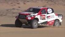 Dakar 2020 - TOYOTA GAZOO Racing Stage 8