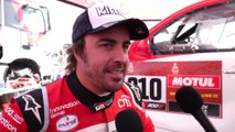 2020 Dakar Rally Stage 8 - Fernando Alonso