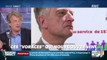 """Nicolas Poincaré : Ces """"voraces"""" qui nous gouvernent - 17/01"""