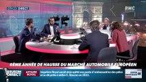 Dupin Quotidien : 6ème année de hausse du marché automobile européen - 17/01