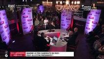 Marine Le Pen candidate en 2022 : peut-elle être présidente ? - 17/01