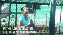 Teen tennis star Alex Eala dreams big in 2020