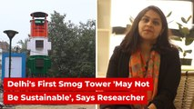 Delhi's First Smog Tower 'May Not Sustain', Say Environmentalists