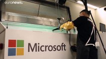 Microsoft vise une empreinte carbone négative d'ici à 2030
