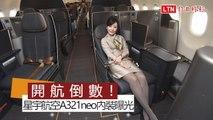 開航倒數! 星宇航空A321neo內裝曝光 打造家的氛圍