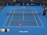 Adélaïde - Yastremska atteint la finale