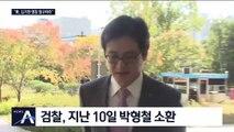 """""""김기현 압수수색 영장에 '청와대 입김' 의심"""""""