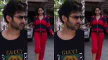 Spotted: Kartik Aaryan AT A Dance Class And Nora Fatehi At A Salon
