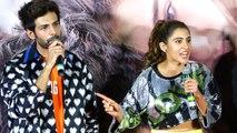 Sara Ali Khan और Kartik Aryaan वैलेंटाइन की रात करेंगे ये ; Watch Video | FilmiBeat