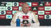 """Zidane: """"¿Valverde? Yo se que si pierdo dos partidos me van a criticar como hace dos meses"""""""