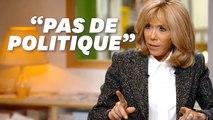 Brigitte Macron ne fait pas politique, vraiment?