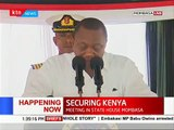 Shock as Uhuru publicly scolds officials over security officers' over field allowance