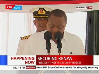Uhuru: Take immediate action to individuals who use public platforms to incite Kenyans