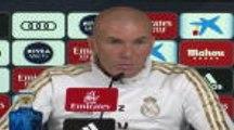 """20e j. - Zidane : """"La Supercopa était un trophée très important"""""""