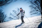 Au Markstein, Annick Lutenbacher revient sur le début de saison très difficile, faute de neige