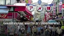 Pour la première fois au Japon, un ministre va prendre un congé paternité
