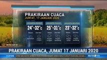 BMKG Prediksi Hujan Lebat Terjadi Akhir Pekan Ini