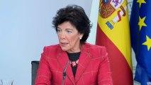 El Gobierno manda un requerimiento a Murcia para que retire el 'pin parental'