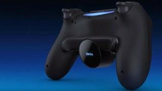 Unboxing y prueba de los botones traseros para el DualShock 4