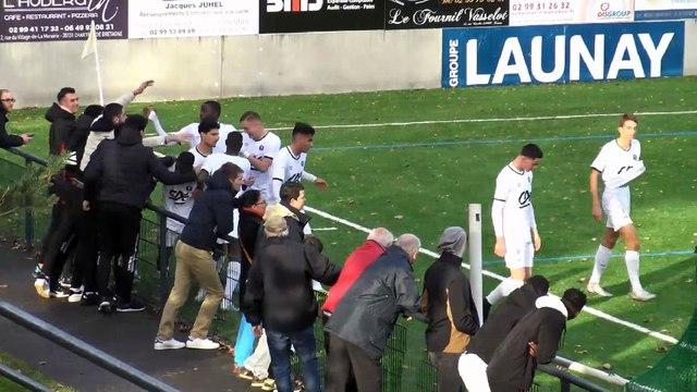 Gambardella  T.A Rennes-EAG 0-3  64e de finale 2020