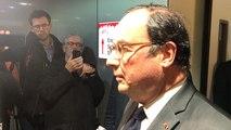 François Hollande défend Ségolène Royal
