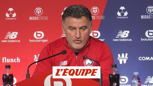 Galtier officialise le départ de Thiago Maia - Foot - Transferts - Lille