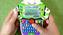 VTech Toy Story 3 Buzz Lightyear Learn and Go Handheld Game-