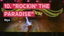Los 12 primeros vídeos musicales emitidos por MTV de su historia