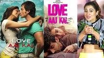 Sara Ali Khan shares her feelings to do Love Aaj Kal;Watch video | FilmiBeat