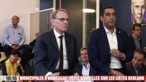 Municipales à Marseille : têtes nouvelles sur les listes d'Yvon Berland