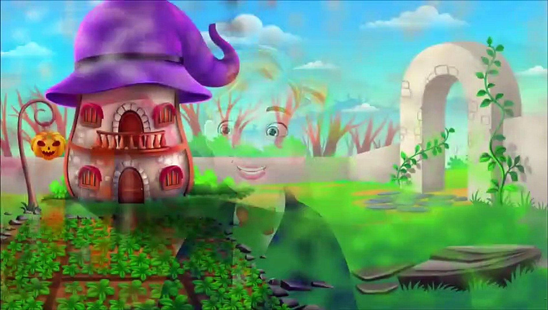 Rapunzel Cartoon - Fairy Tales in English For Kids - Bedtime Stories/Entertainment World