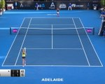 Barty fights back to reach WTA Adelaide final