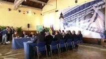 Moreno rubrica con 'Ecomares' el compromiso con la flota pesquera