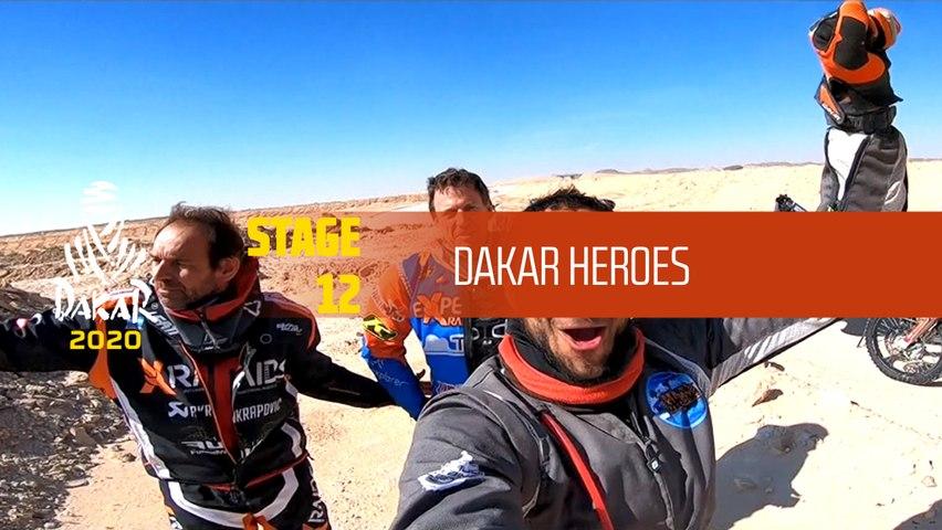 Dakar 2020 - Étape 12 / Stage 12 - Dakar Heroes