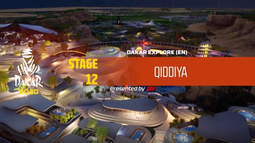 Dakar 2020 - Stage 12 - Qiddiya