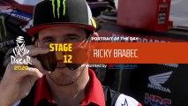 Dakar 2020 - Stage 12 - Portrait of the day - Ricky Brabec