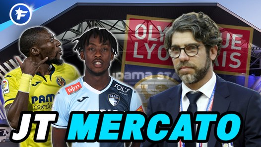 Journal du Mercato : l'OL touche enfin au but, Arsenal met un coup d'accélérateur