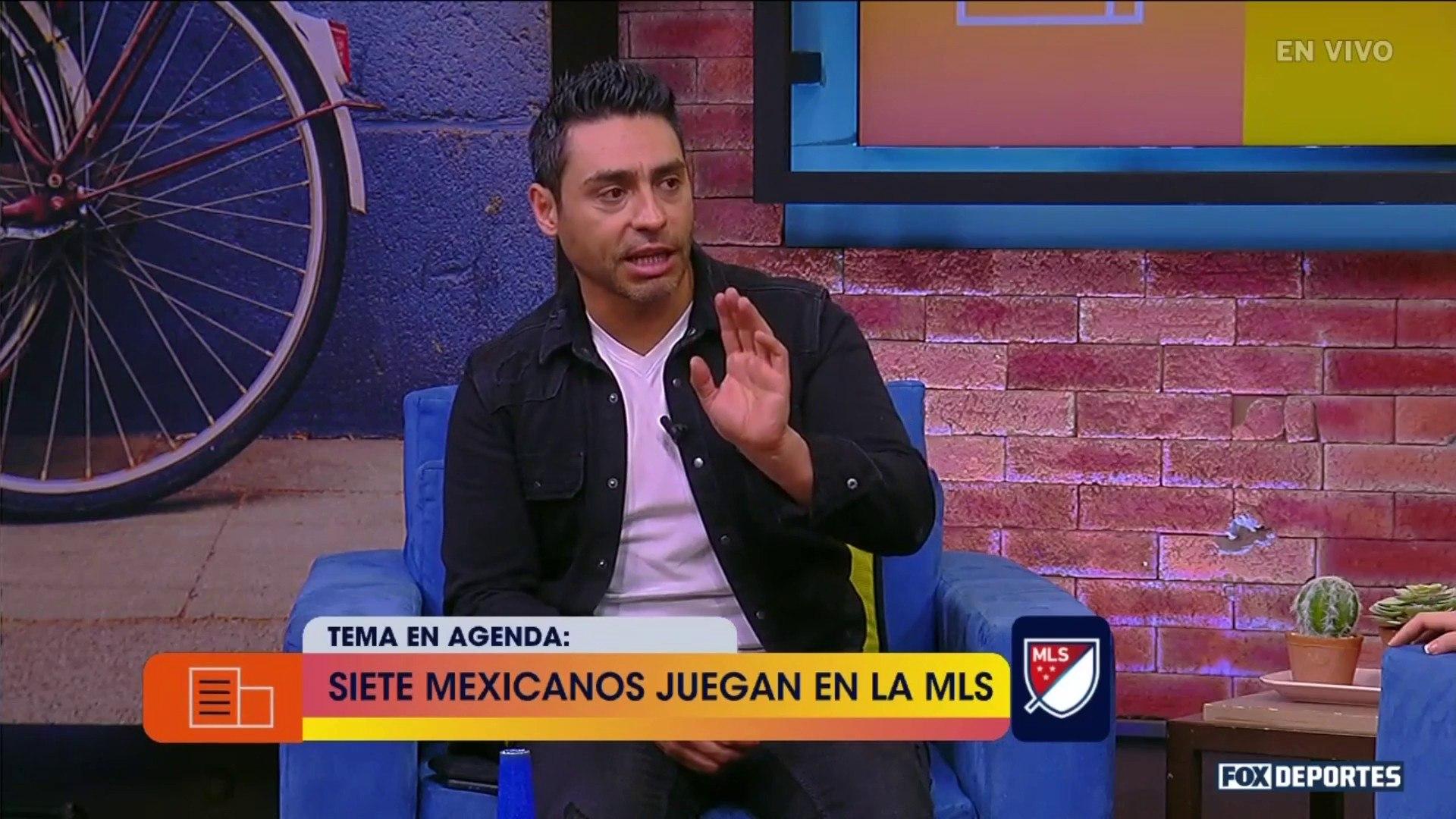 Agenda FS: Hay más delanteros mexicanos en la MLS que en la Liga MX