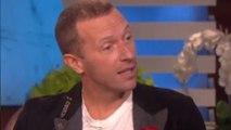 John Krasinski a ignoré une blague de Chris Martin... et blâme sa femme Emily Blunt !