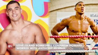 Connagh Howards Connection To Anthony Joshua