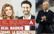 El Equipo A : Setien, le renouveau, Zidane, la bénédiction