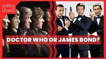 Doctor Who Season 12 - The Cast Talks James Bond