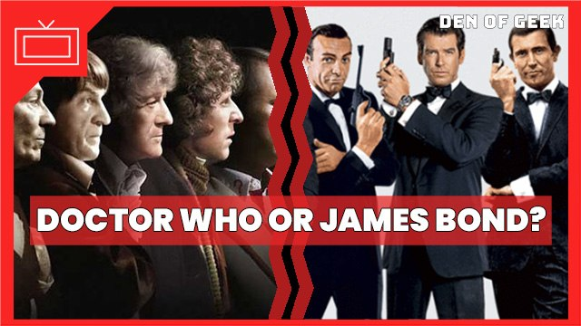 Doctor Who Season 12 - The Cast Talks James Bond
