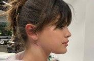 Selena Gomez gets album name tattooed on her neck