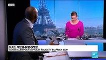 """Naïl Ver-Ndoye sur France 24: """"La saison Africa 2010, c'est une centaine de grands événements à travers la France"""""""