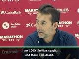 Lopetegui focused on Sevilla ahead of his return to Madrid